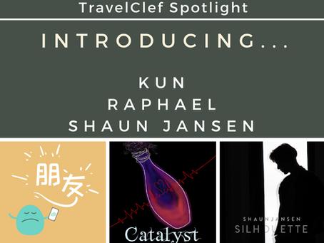 Spotlight: Kun, Raphael & Shaun Jansen