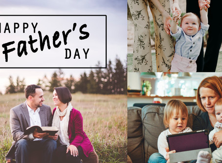 Do you know what Dad really want for Father's Day?