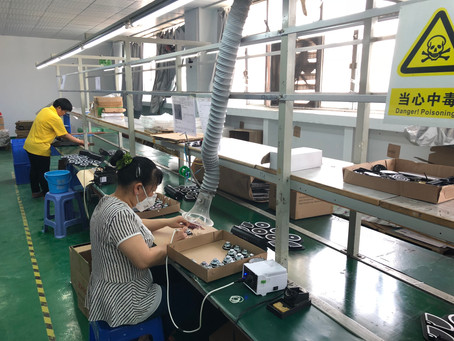 A visit to our music instruments factory in China