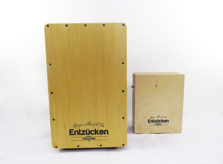 A new intern just started. So has this year's Cajon Workshop!