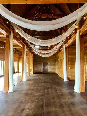 Market Lights | Draping | Flying Horse Ranch