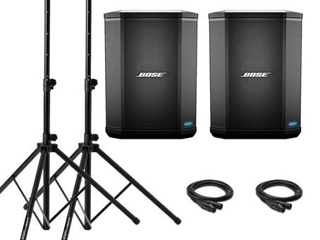 Product Profile: BOSE S1 Pro