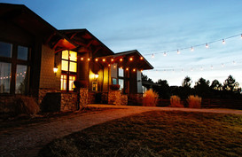 Walkway | Market Lights | Black Bear Country Club
