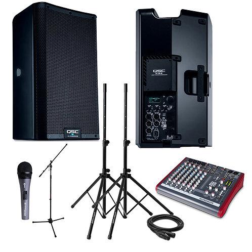 Premium Medium QSC K12.2 System