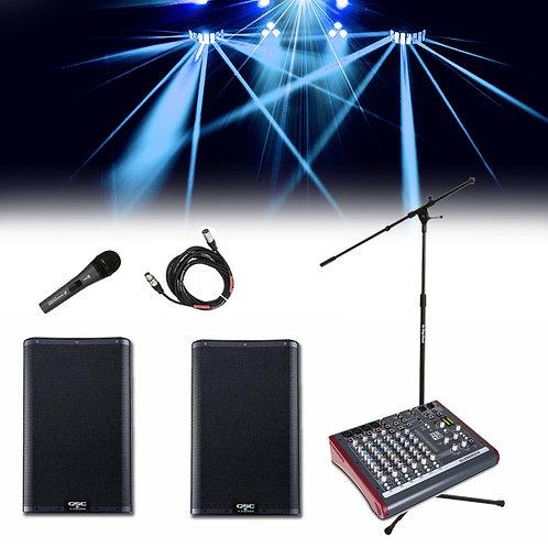 Pro DJ Package