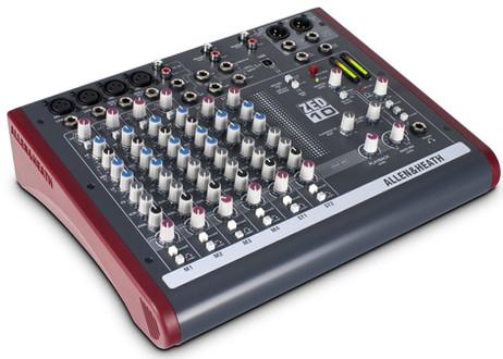 Allen&Heath ZED10 | Sound System
