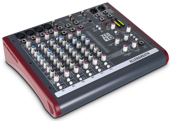 Allen&Heath ZED10 | Sound System