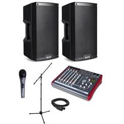 Audio System Package | Rockstar Rentals