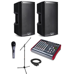 Audio System Package | Rockstar Rentals