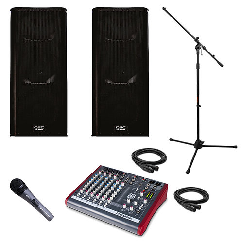 Extra Large Premium Sound System