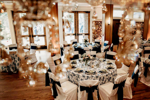 Champagne Chandeliers | Highlands Ranch Mansion
