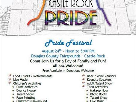 Pride Parade | Castle Rock, CO
