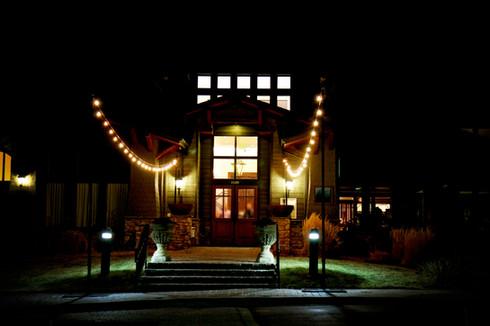 Market Lights | BlackBear Country Club | Rockstar Rentals