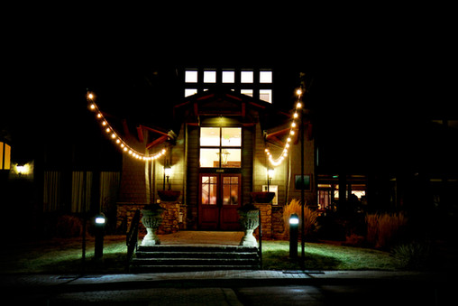 Market Lights | BlackBear Country Club | Rockstar Rentals