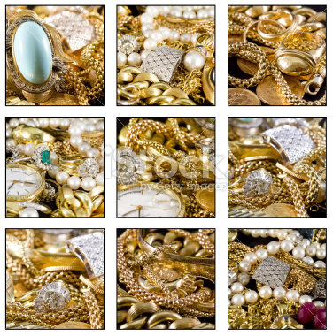 Up to 10 Photos of Jewelry or Gem Stones