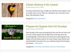 SciStarter newsletter, celebrating Citizen Science