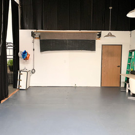 Canvas Backdrops on Roller System