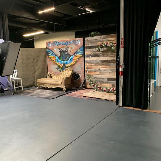 Studio B Entry Way