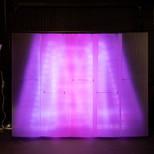 Lilac LED Light Wall