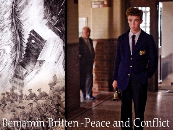 BRITTEN PEACE AND CONFLICT