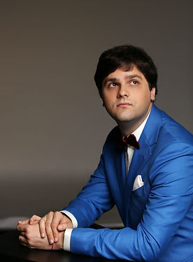 Maxim Kinasov is an award-winning solo and chamber musician who performs a wide range of repertoire from Bach to Shostakovich. Born in Moscow, he began piano lessons at the age of five, making his concerto debut at the age of nine and his recital debut a year later.    Awarded a scholarship, he obtained his Bachelor of Music degree with Distinction from Moscow's Tchaikovsky Conservatoire. His teachers there included Sergei Dorensky, Nikolai Lugansky, Pavel Nersessian and Andrei Pisarev, who are his greatest musical influences.   During his studies, he won several music competitions including Second Prize and Audience Prize at the 2015 International Gian Battista Viotti Piano Competition in Vercelli, Italy, Grand Prix and Special Cuomo Foundation Prize at the 2014 International Chopin Piano Competition in Rome and Grand Prix, First Prize and Special Prize 'For the best performance of a work by Tchaikovsky' at the 2013 International Konstantin Igumnov Piano Competition for Young Pianists in Lipetsk, Russia.   In 2019 Maxim completed his Master of Music in Performance degree, also with Distinction, at the Royal Northern College of Music in the class of Ashley Wass, supported by a Leverhulme Arts Scholarship. Last year he studied on the International Artist Diploma course at the RNCM, supported by the FM Wright Piano Award. Now he is studying on the Postgraduate Diploma Advanced Studies course at the RNCM, supported by the Anderson Powell Prize, and the Helen Rachel Mackaness Charitable Trust.    In 2018, Maxim won the RNCM's most prestigious award, the Gold Medal and played in the Gold Medal Winners concert at Wigmore Hall in the Spring of 2019. He most recently won First Prize and Special Jury Mention at the Cantù International Piano and Orchestra Competition (Italy, 2019), Runner-up Prize at the Bromsgrove International Musicians Competition (2019, United Kingdom), and Second Prize and the Royal Philharmonic Orchestra Prize at the 2019 Hastings International Piano Co