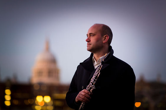 Alun studied at the Royal College of Music with Michael Winfield and in Freiburg, Germany with Heinz Holliger and now enjoys a varied career combining solo, chamber and orchestral playing.  He is currently the oboist for Les Misérables in the West End and Principal Oboe with Glyndebourne on Tour and performs as guest Principal Oboe with orchestras such as the London Philharmonic, BBC Concert Orchestra, City of London Sinfonia and Britten Sinfonia. Recordings include concertos by Albinoni and Marcello and Mozart's Oboe quartet with the Adderbury Ensemble and he has performed as soloist with the London Festival Orchestra, City of Oxford Orchestra, Brighton Philharmonic, Northern Chamber Orchestra and with the City of London Sinfonia at the Proms. As a chamber musician he has appeared at the Wigmore Hall, Bridgewater Hall and at festivals such as Corbridge, Presteigne, Endellion and Alcala, Spain.  Alun teaches at Magdalen College School Oxford, has given classes at Trinity Laban Conservatoire of Music and teaches online at oboelessons.online.