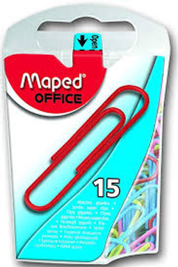 Maped office small paperclips 100