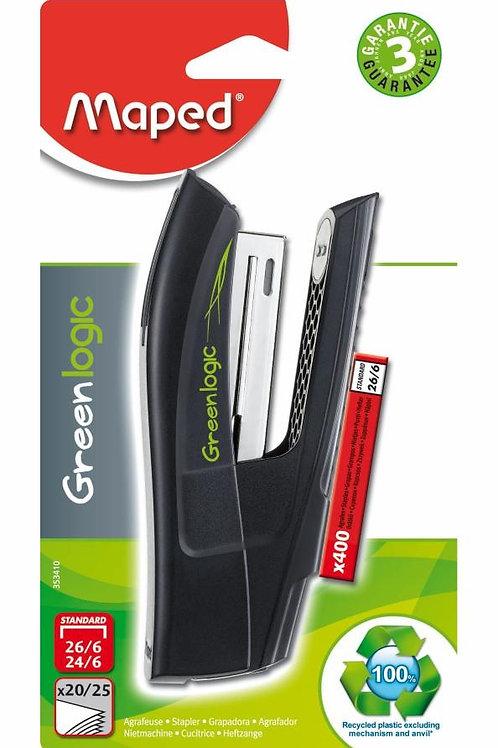 Maped office Green Logic Stapler