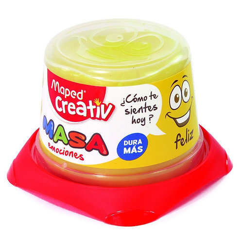 maped creativ masa play dough red,orange,yellow,green,cyan,blue,purple and pink