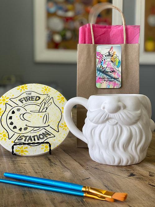 Santa's Beard Mug