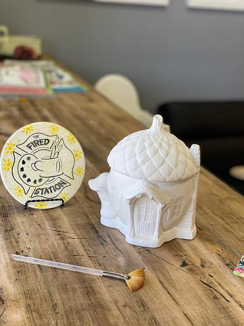 acorn cottage jar