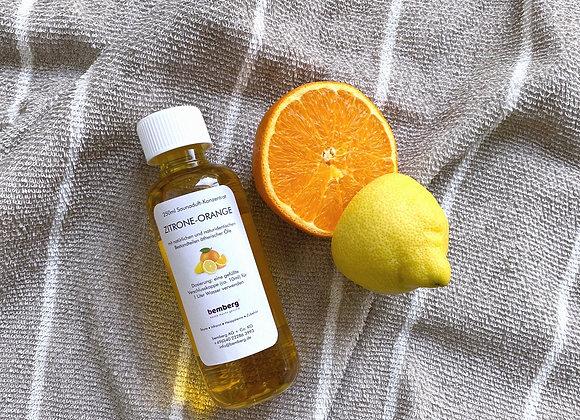 Saunaduft Konzentrat Zitrone-Orange