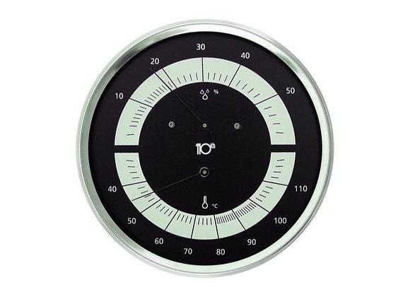bemberg Hygro-Thermometer Sauna