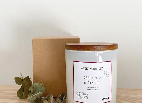 bemberg Afternoon Tea Duftkerze