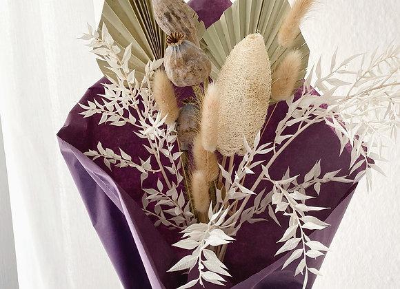 bemberg Trockenblumen Bouquet