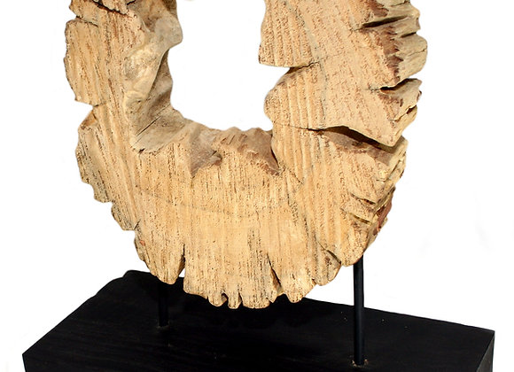 Dekoobjekt Holz