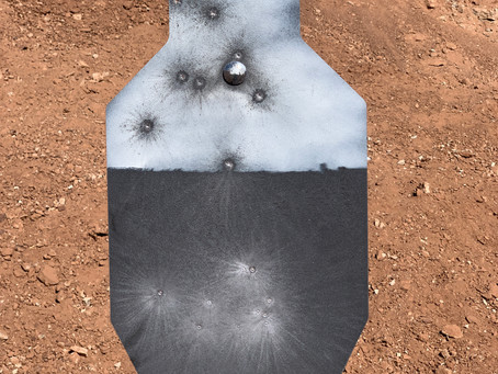 M855 Green Tip vs. 55gr M193, AR550 at 50 Yards