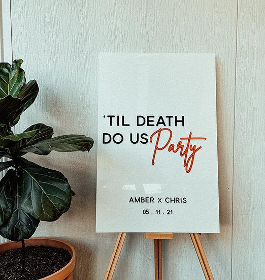 The 'Til Death'