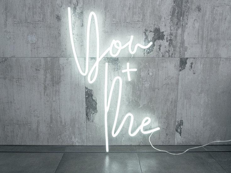 You + Me Neon
