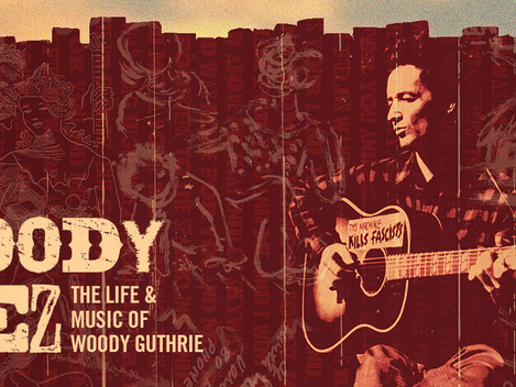 Stages Repertory Theatre presents Woody Sez: The Life & Music of Woody Guthrie