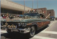 Mad Cadillac Larry Fuente - 1989 - Photo