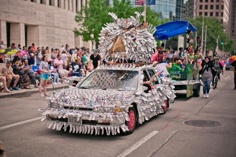 Art Car - 3rd Place - Bouma the Driving