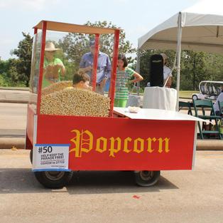 Pop Art Cart