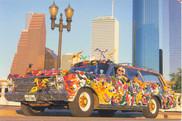 Jackie Harris's Fruitmobile - photo cred