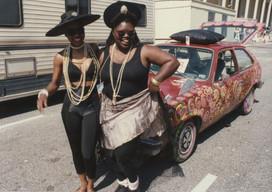 1989 Houston Art Car Parade - Photo by T
