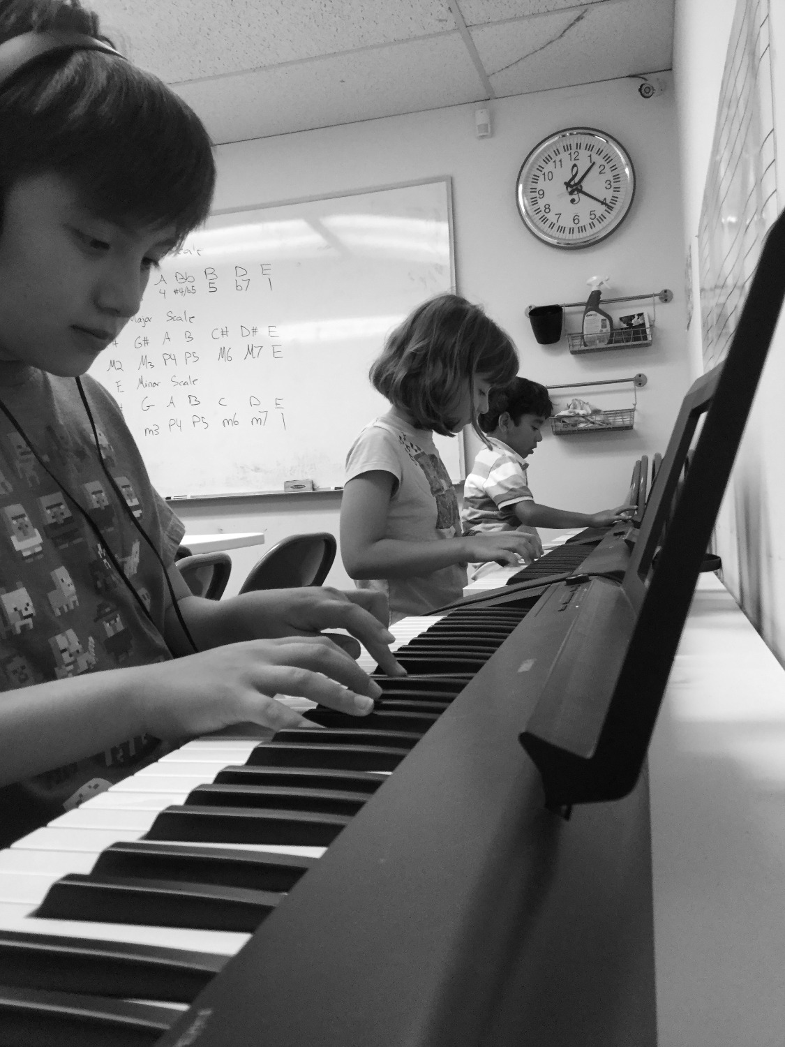 Group Piano Classes