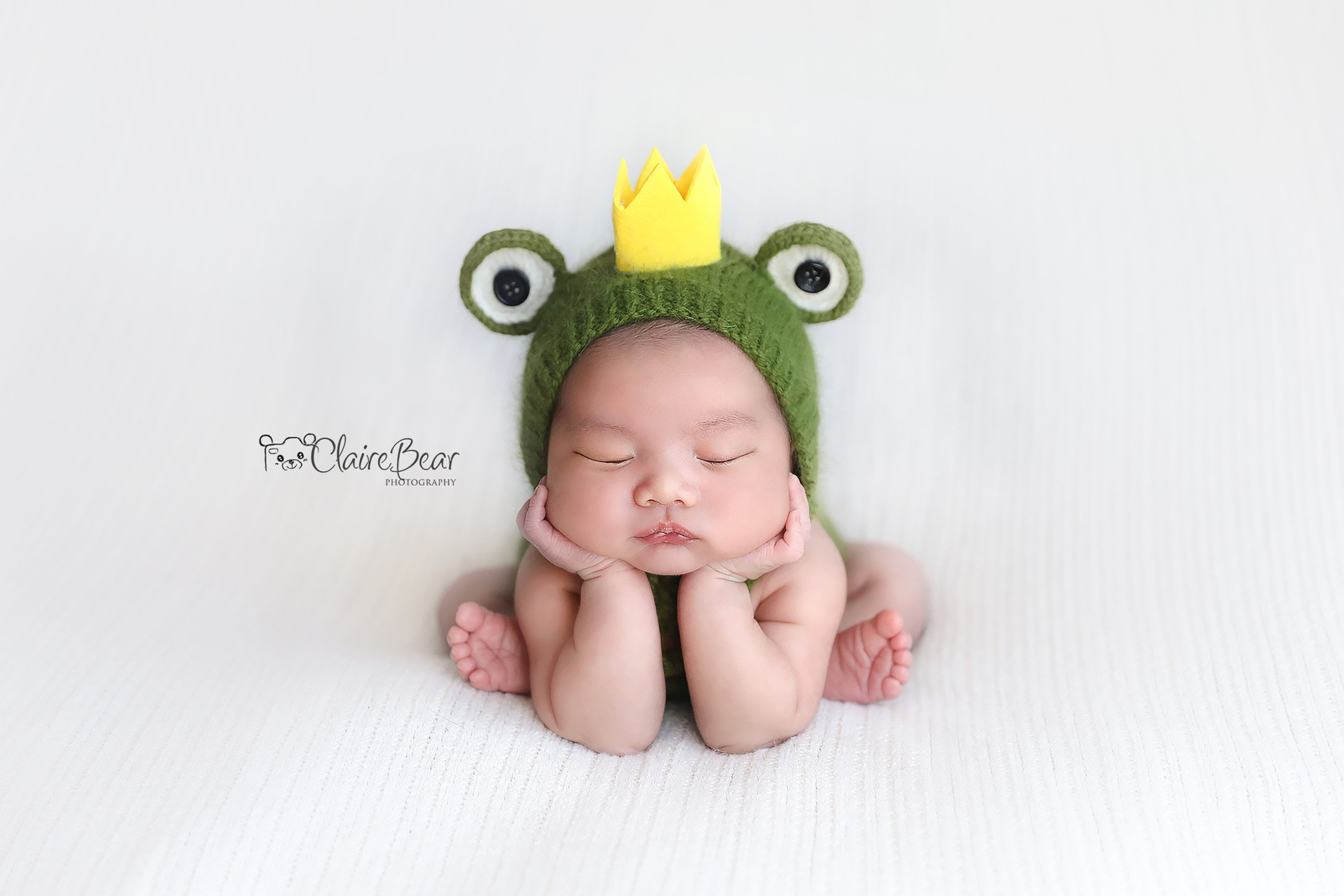 Newborn Baby Blessing
