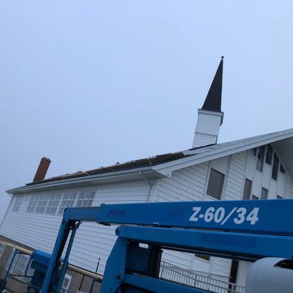 June 17 roof