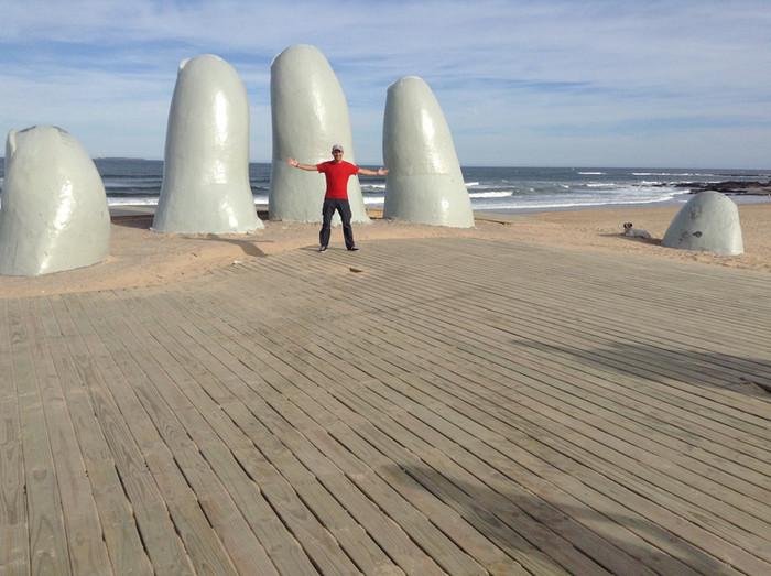 Arrivée en Uruguay et découverte de Montevidéo !