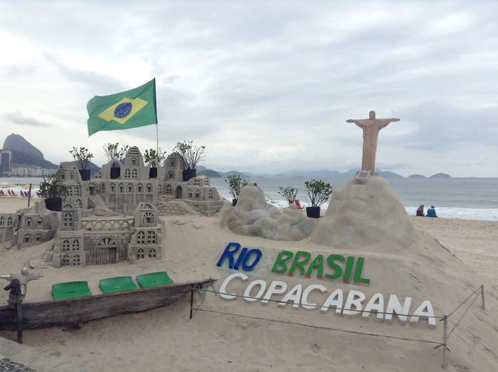 Premier jour à Rio et découverte de Paraty